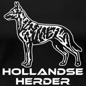 51Hollandse Herder T-Shirts - Frauen Premium T-Shirt