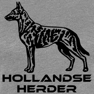 516 Hollandse Herder T-Shirts - Frauen Premium T-Shirt