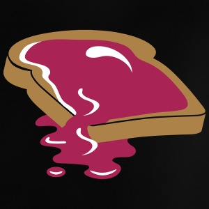A slice of bread with jam Shirts - Baby T-Shirt