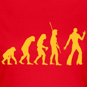 Disco Evolution T-Shirts - Women's T-Shirt