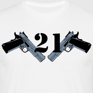 21 gang - T-shirt Homme