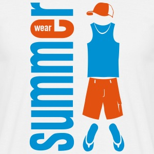Summerwear T-shirts - Herre-T-shirt
