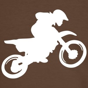 moto_trial T-Shirts - Men's Ringer Shirt