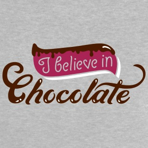 i believe in chocolate - schokolade - Muffin - 3C T-Shirts - Baby T-Shirt