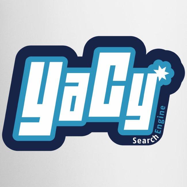 Tasse mit YaCy-Logo
