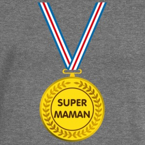 super maman Sweat-shirts - Pull Femme col bateau de Bella