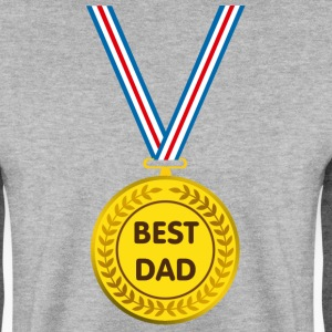 best dad Sweat-shirts - Sweat-shirt Homme