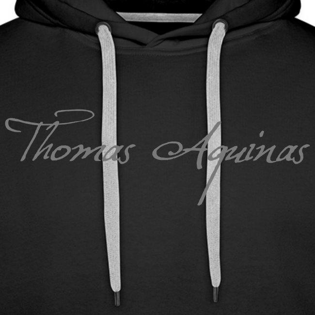 Thomas Aquinas Kapuzenpulli (Farbwahl)