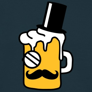 Sir Beer T-shirts - Mannen T-shirt