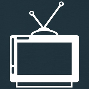 TV T-shirts - Herre-T-shirt
