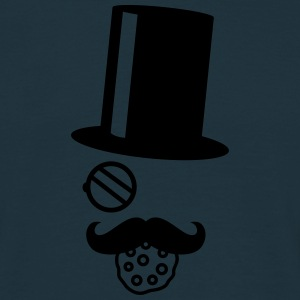Sir Cookie Nom Nom T-shirts - T-shirt herr