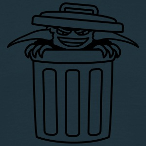 Garbage Monster T-shirts - Herre-T-shirt