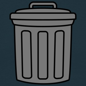 Garbage Can T-shirts - T-shirt herr
