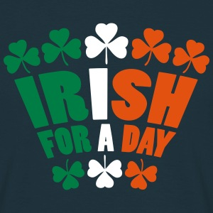 Irish For A Day Camisetas - Camiseta hombre