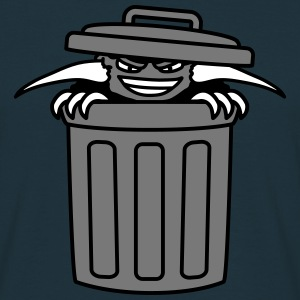 Garbage Monster T-Shirts - Men's T-Shirt