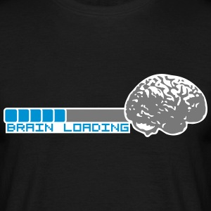 Brain Loading T-shirts - T-shirt herr