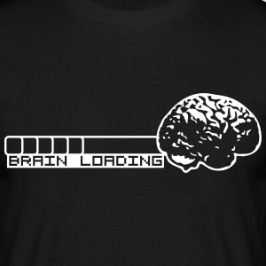 Brain Loading T-skjorter - T-skjorte for menn