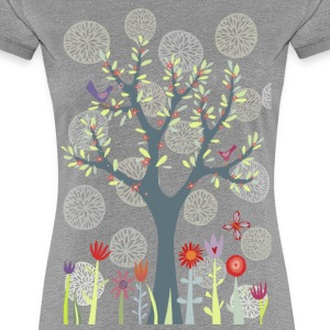 The Garden T-Shirts - Women's Premium T-Shirt