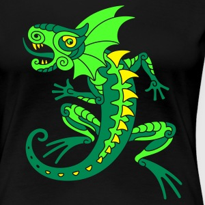 Dragon - Women's Premium T-Shirt