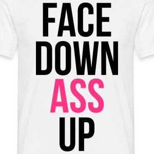 Face down ass up Tee shirts - T-shirt Homme