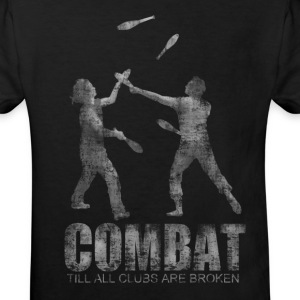 Combat - till all clubs are broken - Kinder Bio-T-Shirt