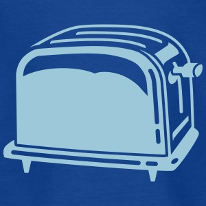 Toaster - toasteur - Grill - sandwich - Brot - 1C T-Shirts - Teenager T-Shirt