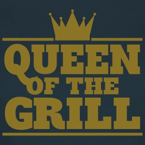 Queen of the Grill - Women's T-Shirt