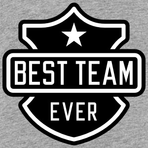 Best team ever Shirts - Kinderen Premium T-shirt