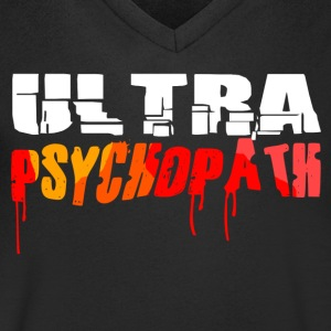 ULTRA Psychopath Normal feeling - T-shirt Homme col V