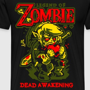 Legend of Zombie - T-shirt Premium Homme