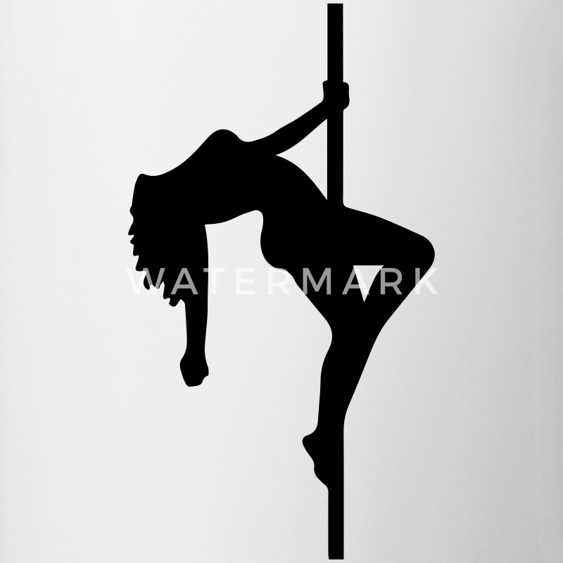 Pole dancer stripper poledance sexy girl hot - Mugg