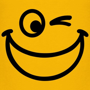 Smiley T-Shirts - Kinder Premium T-Shirt
