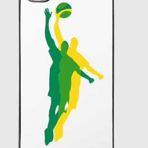 Basketball player with a basketball Other - iPhone 4/4s Hard Case