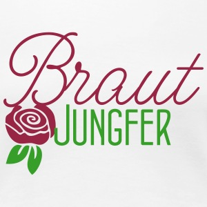 Brautjungfer | Frauen shirt classic - Frauen Premium T-Shirt
