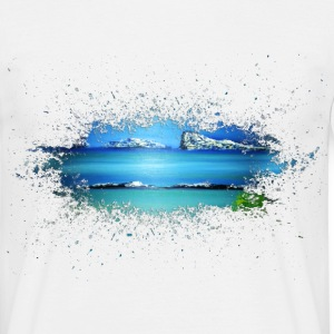 Sea Rocks Tee shirts - T-shirt Homme