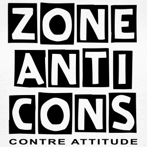 ZONE ANTI-CONS - T-shirt Femme