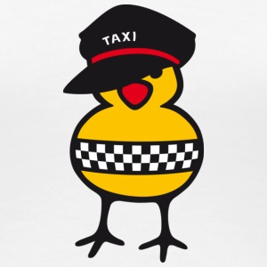 Taxi Chick - Women's Premium T-Shirt