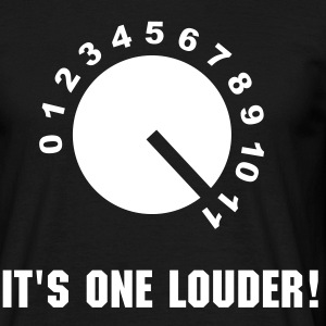 Spinal Tap - One Louder - Men's T-Shirt