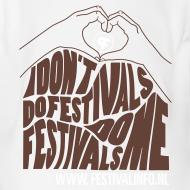 Ontwerp ~ Festivals do me hartje (baby)