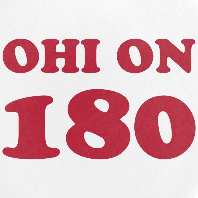 Ohi on 180 rintamerkki