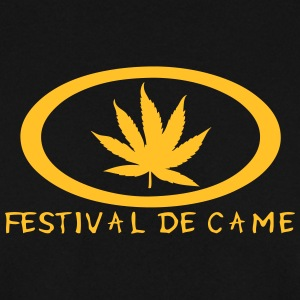 festival came feuille canabis drogue Sweat-shirts - Sweat-shirt Homme
