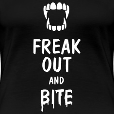 freak out and bite T-Shirts