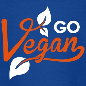 go vegan Shirts - Kids' T-Shirt