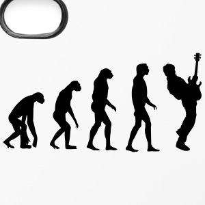 bass player evolution Phone & Tablet Cases - iPhone 4/4s Hard Case
