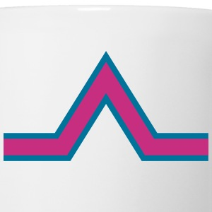 triangle sign Bottles & Mugs - Mug