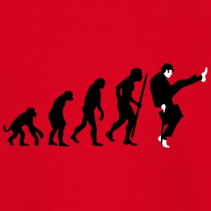 Evolution of silly walks Shirts - Teenage T-shirt