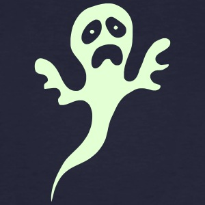 Gespenst Geister Ghost Halloween Voodoo Phantom T-Shirts - Men's Organic T-shirt
