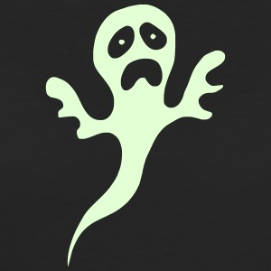 Gespenst Geister Ghost Halloween Voodoo Phantom T-Shirts - Frauen Bio-T-Shirt