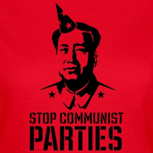 Stop communist parties T-Shirts - Women's T-Shirt