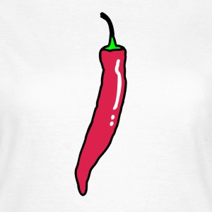 Chili T-Shirts - Women's T-Shirt